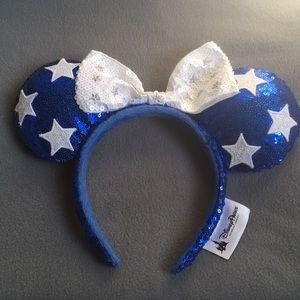 Disney Parks Minnie Ears- worn once!